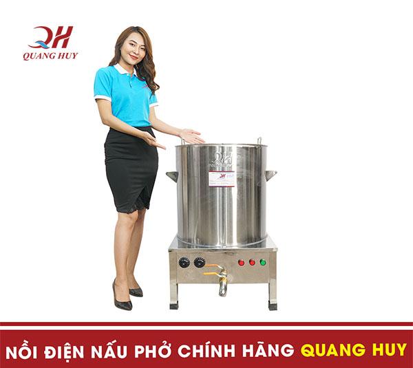 Nồi phở điện chính hãng Quang Huy giá rẻ