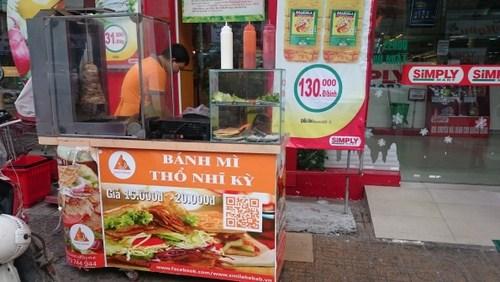 Thanh Lý Xe Bánh Mì Thổ Nhĩ Kỳ Giá Tốt -2