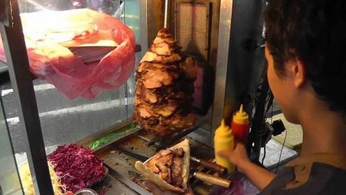 Thanh Lý Xe Bánh Mì Thổ Nhĩ Kỳ Giá Tốt -3