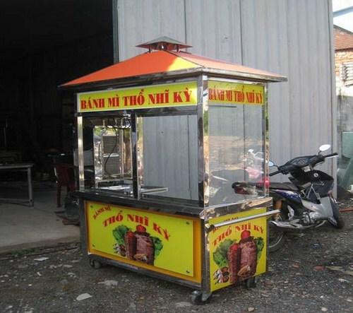 Thanh Lý Xe Bánh Mì Thổ Nhĩ Kỳ Giá Tốt -4