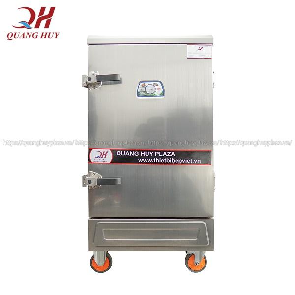 Tủ nấu cơm công nghiệp 8 khay chính hãng