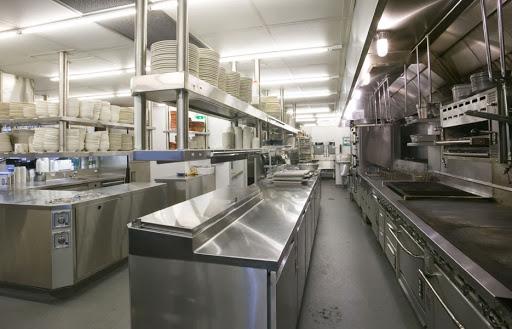 Tủ cơm công nghiệp giải pháp cho các bêp ăn công nghiệp