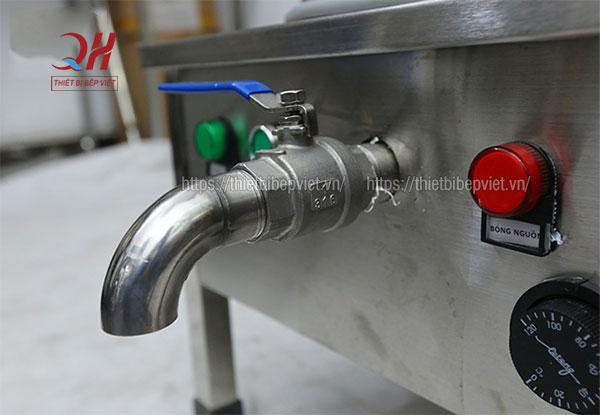 Van mở khóa nồi nấu phở điện Quang Huy