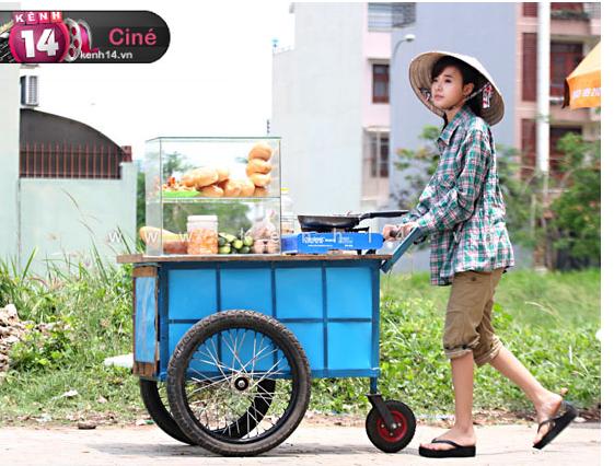 Tại sao không sử dụng những mẫu xe bánh mì que chuyên nghiệp, tiện lợi của Quang Huy