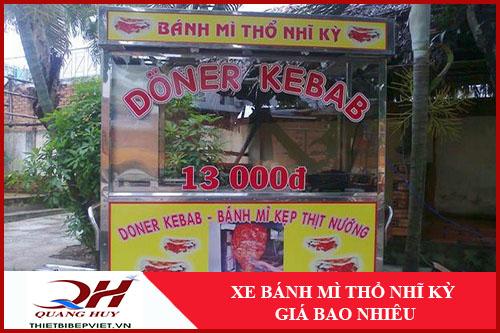 Xe Bánh Mì Thổ Nhĩ Kỳ Giá Bao Nhiêu -1