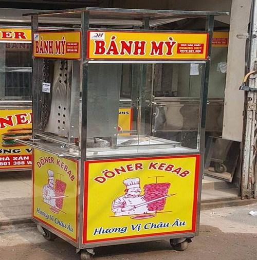 Xe Bánh Mì Thổ Nhĩ Kỳ Giá Bao Nhiêu -3