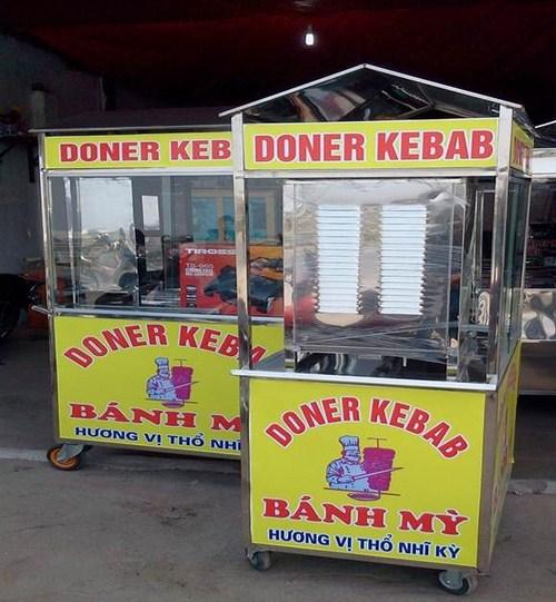 Xe Bánh Mì Thổ Nhĩ Kỳ Là Gì -2