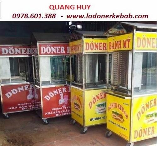 Xe Bánh Mì Thổ Nhĩ Kỳ Tại Hà Nội Giảm Giá -2