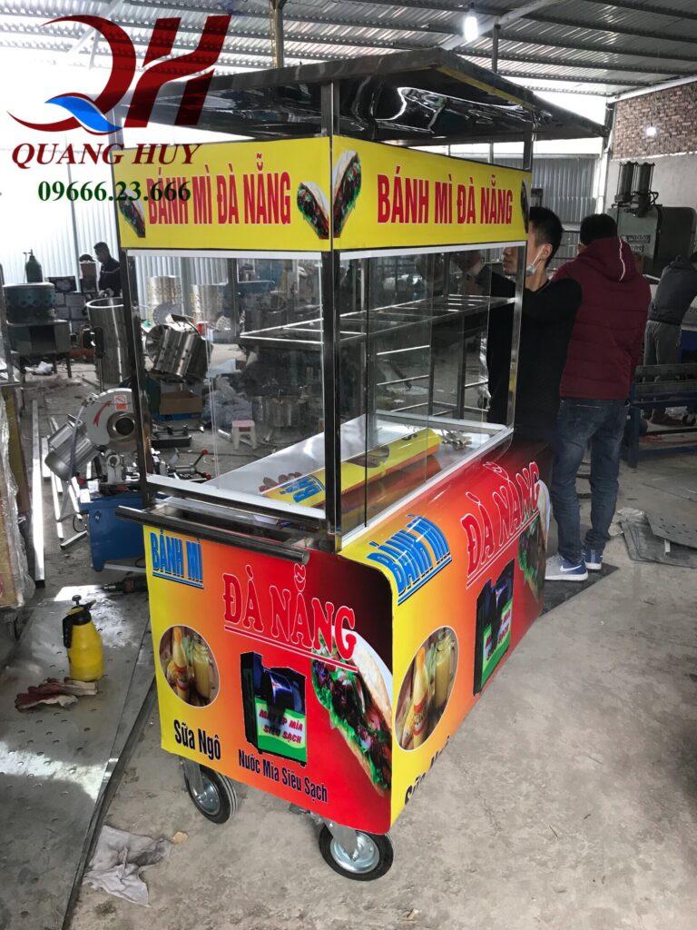 """""""Mái nhà di động được thiết kế tại Quang Huy"""