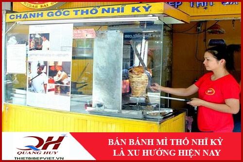 Bí Mật Bán Bánh Mì Thổ Nhĩ Kỳ -1