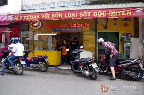Bí Mật Bán Bánh Mì Thổ Nhĩ Kỳ -2