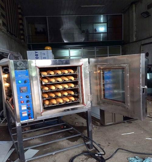 Quang Huy Bán Lò Nướng Bánh Mì Công Nghiệp -2