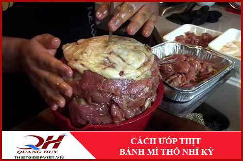 Cách Ướp Thịt Bánh Mì Thổ Nhĩ Kỳ -1