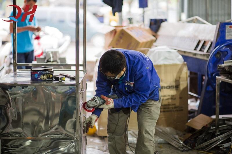 Những mẫu xe được Quang Huy sản xuất ngay tại xưởng