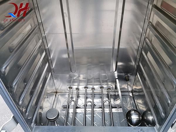 Nguyên lí hoạt động của tủ cơm công nghiệp dựa trên sức nóng của hơi nước