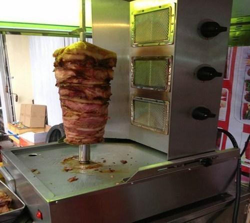 Mua Lò doner kebab Quận 6 -2