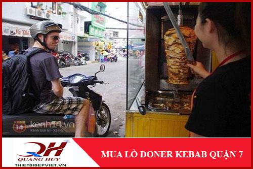 Mua Lò Doner Kebab Quận 7 -1