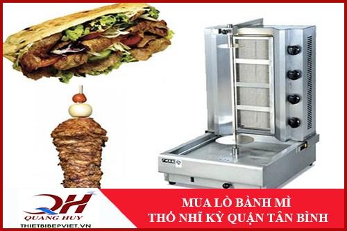 Mua Lò Doner Kebab Quận Tân Bình -1
