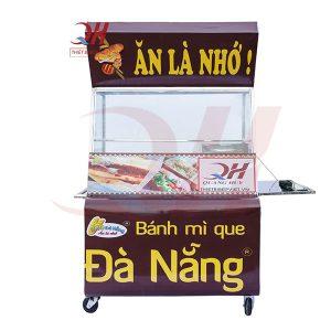 Xe bánh mì que Quang Huy