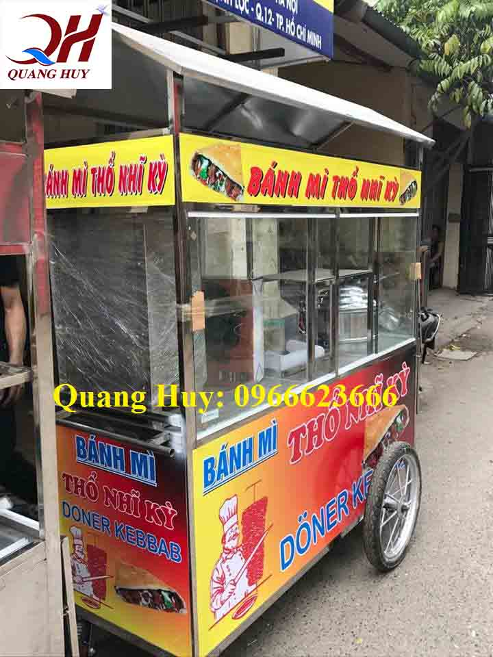 Tìm hiểu các địa chỉ mua xe bánh mì pate tại Hà Nội