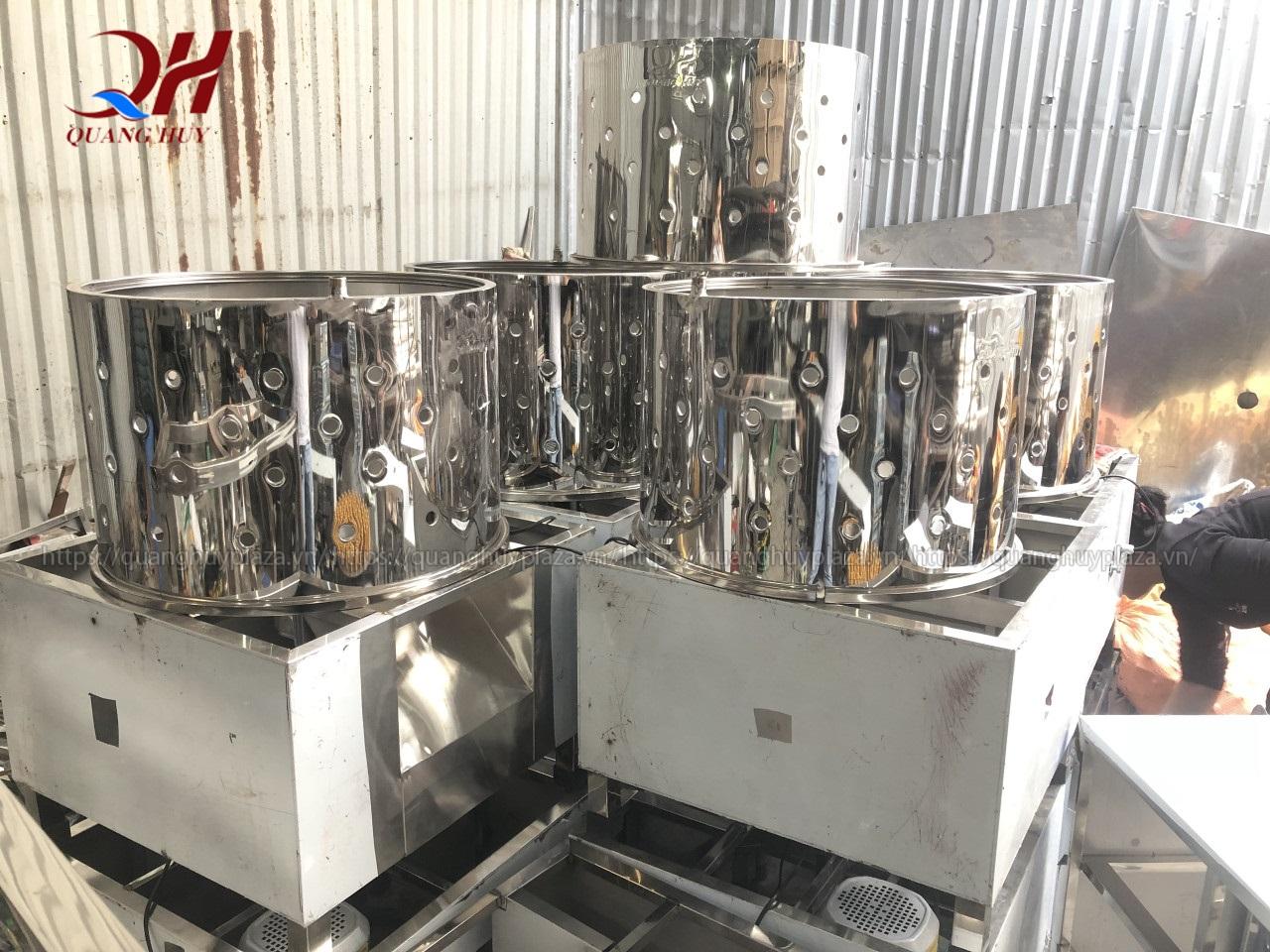 Quang Huy là công ty hàng đầu về sản xuất máy vặt lông chó
