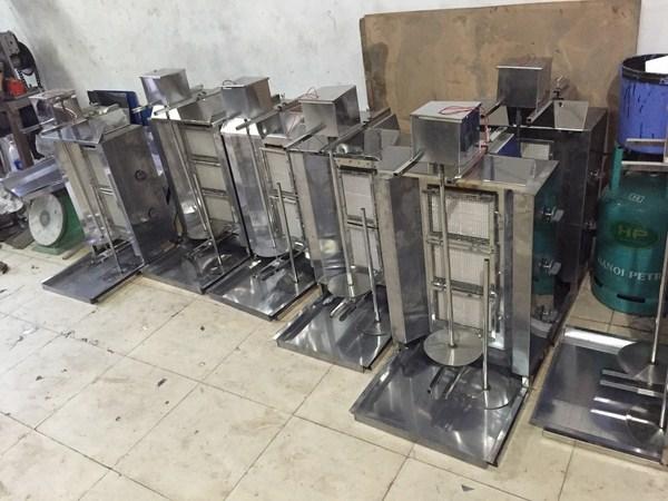 Quang Huy sản xuất và gia công lò nướng thịt thổ nhĩ kỳ giá rẻ