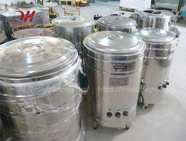 Nồi điện nấu phở nhập khẩu Quang Huy