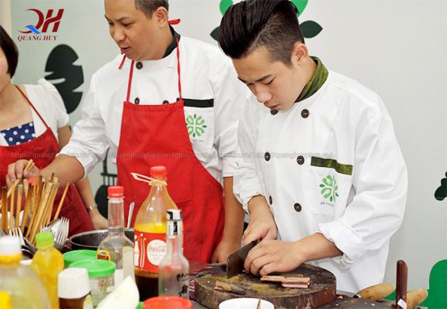 Đến với lớp học làm bánh mì của Quang Huy bạn sẽ được chia sẻ những kinh nghiệm tốt nhất