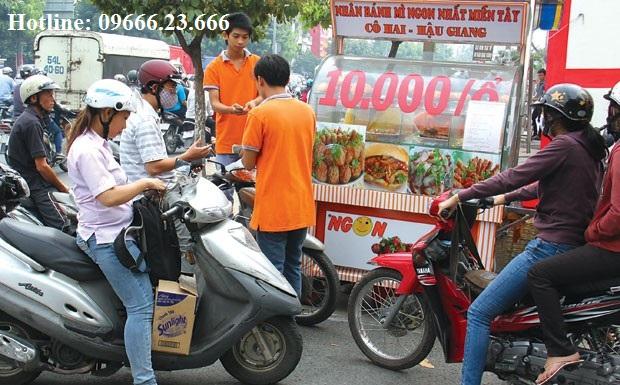 Xe bánh mì Thổ Nhĩ Kỳ ở Đà Nẵng 8