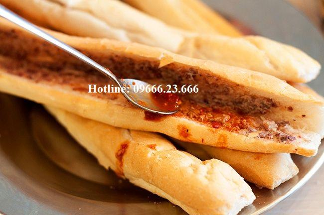 Xe bánh mì que tại Tp Hồ Chí Minh 4