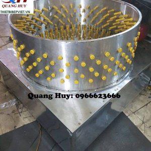 Máy vặt lông dê tại Biên Hòa