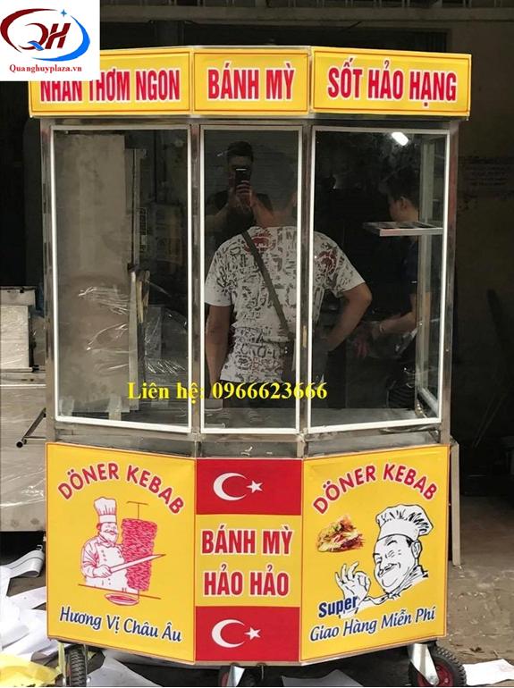Xe bánh mì Thổ Nhĩ Kỳ ở Đà Nẵng 3