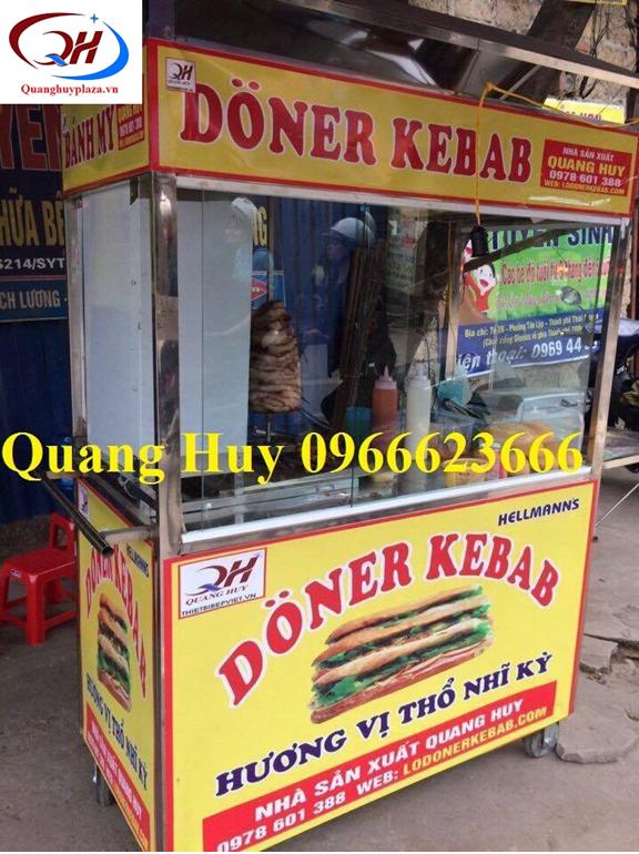 Xe bánh mì Thổ Nhĩ Kỳ ở Đà Nẵng 5