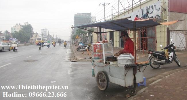 Xe bánh mì que tại Tp Hồ Chí Minh 3