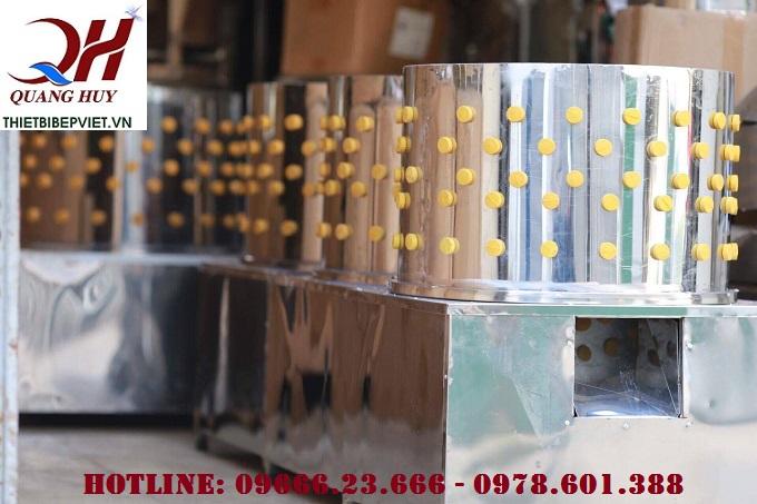 Quang Huy đã cung cấp hàng ngàn chiếc máy làm lông thỏ chất lượng