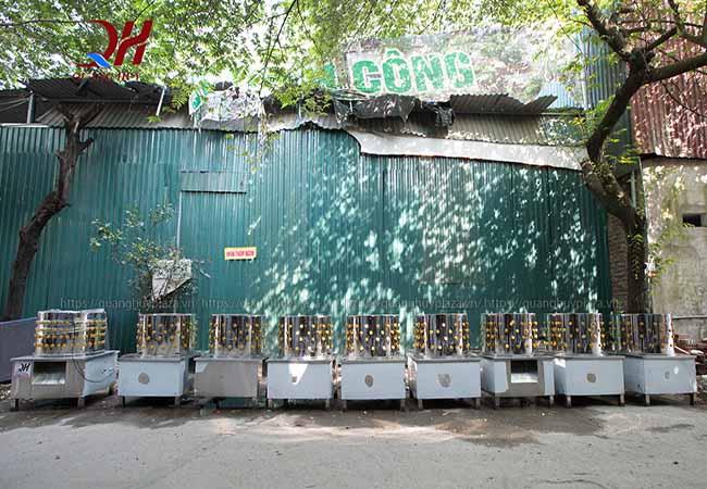 Quang Huy là cơ sở hàng đầu về máy vặt long thỏ