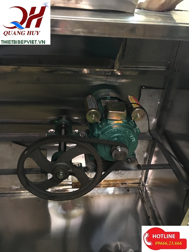 Dòng motor cao cấp được Quang Huy sử dụng