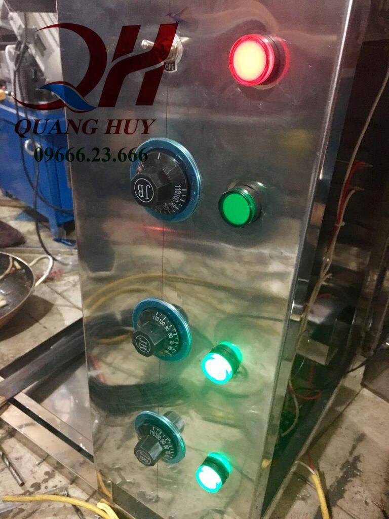 Lò sử dụng nguyên liệu điện an toàn và tiết kiệm