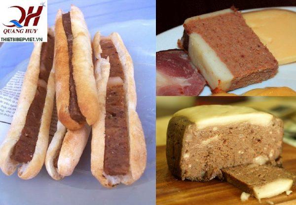 Linh hồn của chiếc bánh mì que - nhân pate