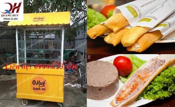 Bánh mì que nay rất được ưa chuộng tại Việt Nam