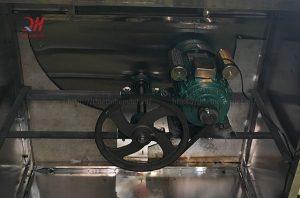 Động cơ máy vặt lông dê Quang Huy
