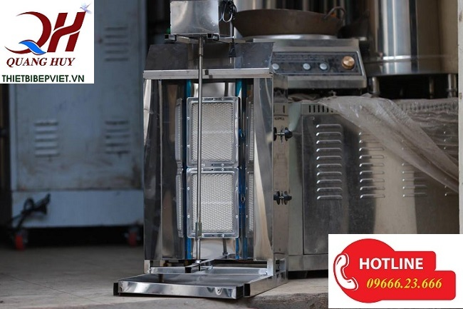 Hệ thống khung lò bằng chất liệu 100% Inox