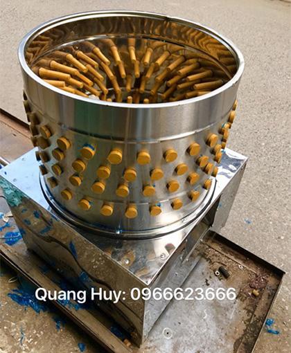 Máy làm lông thỏ Quang Huy