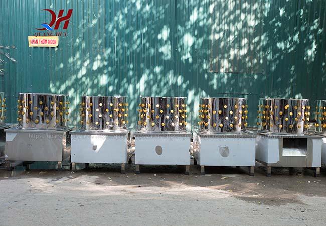 Quang Huy đang sản xuất và phân phối nhiều loại máy vặt lông thỏ khác nahu
