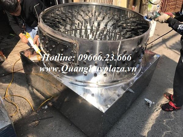 Máy vặt lông dê chính hãng Quang Huy