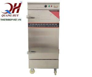 TChất liệu Inox siêu bền bỉ của tủ cơm công nghiệp