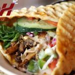 Tấm tắc khen ngon sốt mayonnaise ăn với bánh mỳ Thổ Nhĩ Kỳ