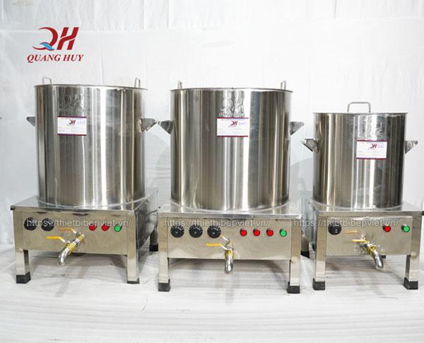 Nồi nấu nước lèo bằng điện Quang Huy