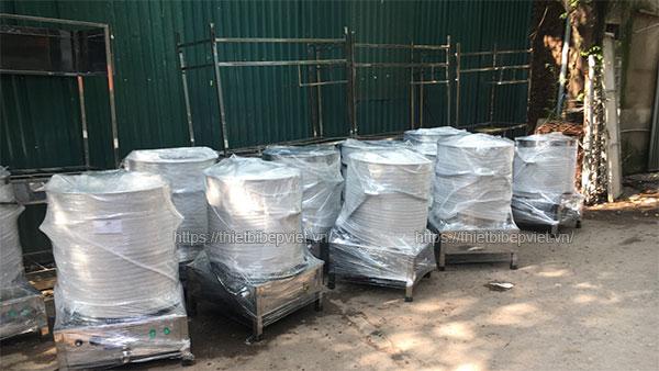 Quang Huy phân phối nồi phở trên toàn quốc