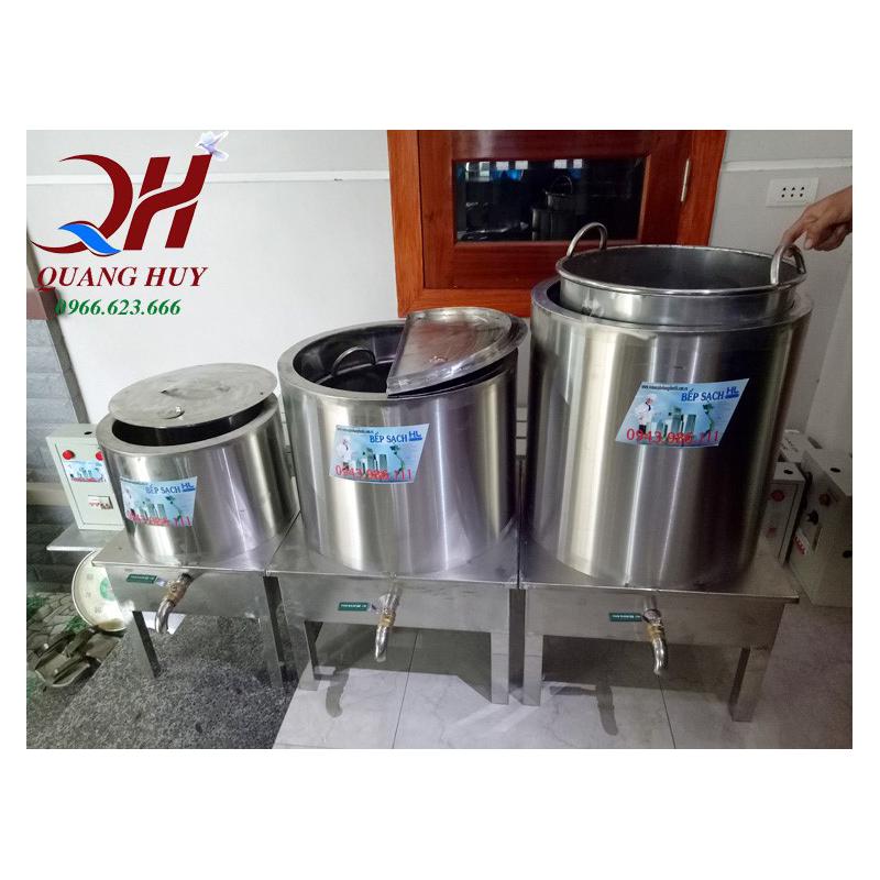 Hàng loại sản phẩm nồi nấu phở điện thanh lý xuất hiện trên thị trường